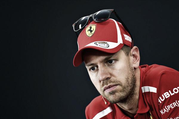 """Sebastian Vettel: """"Es un momento horrible"""""""