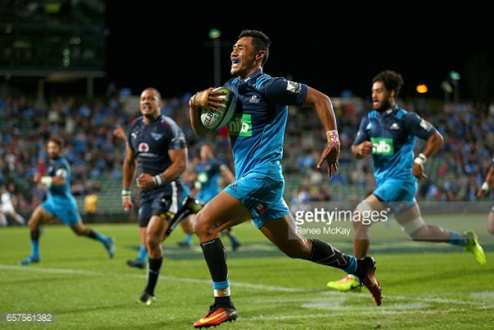 Super Rugby week five recap: Blues cut loose, while Waratahs capitalise on Rebels collapse in Melbourne