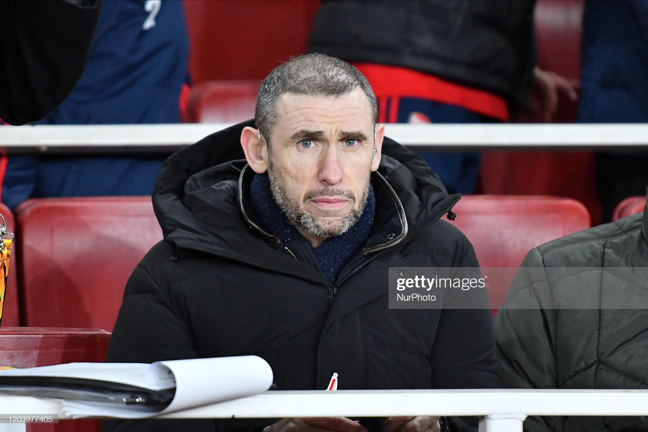 "Martin Keown: ""Arsenal players need someone to punch them in the face"""