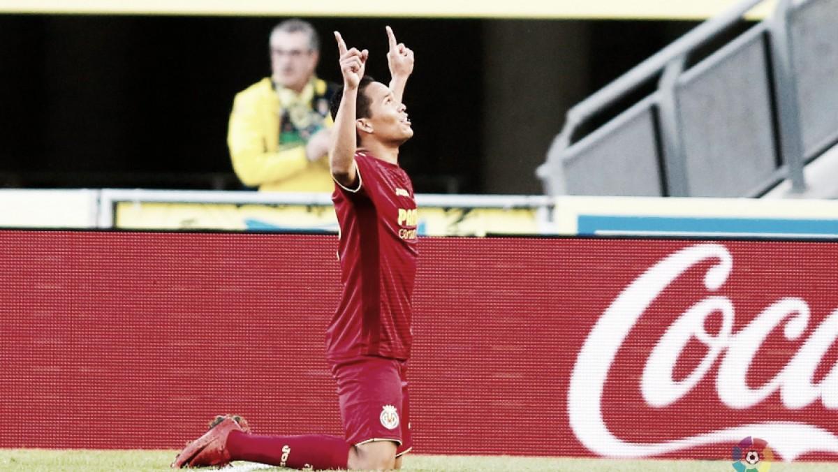 Villarreal derrota La Palmas fora de casa e se firma na zona de Europa League