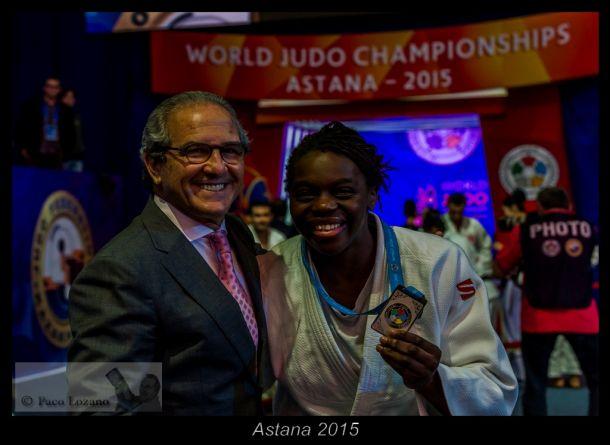Fin del periplo mundial para el judo español