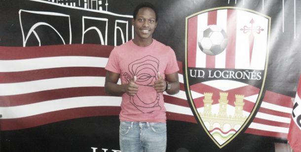 Joel Valencia se marcha a la UD Logroñés