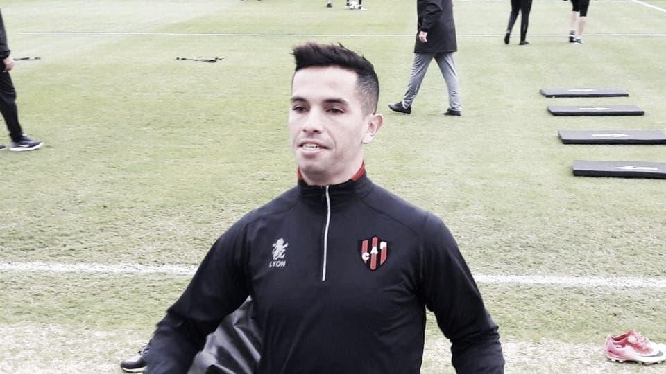 Gabriel Carabajal ficha por Unión