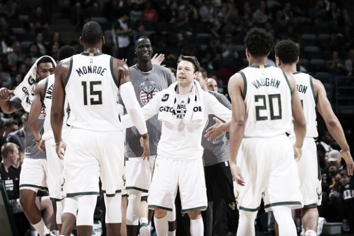 Los Bucks se ilusionan