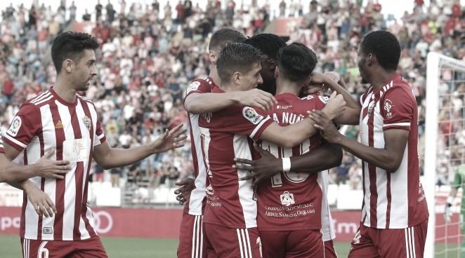 Previa Málaga CF-UD Almería: Juego de jeques
