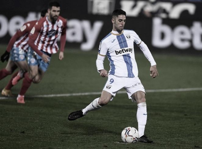Sabin Merino, el hombre gol del Leganés