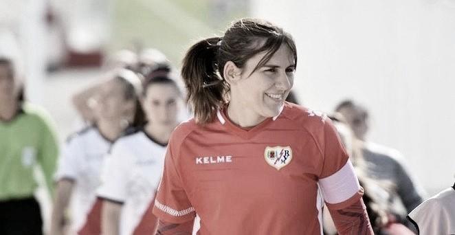 Alicia Gómez, pendiente de evolución tras una artroscopia