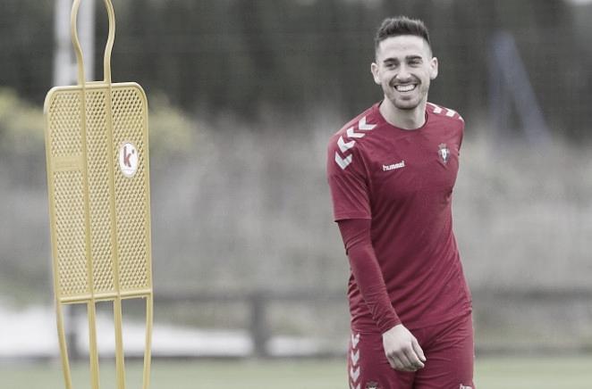 """Kike Barja: """"Veo al equipo muy bien"""""""