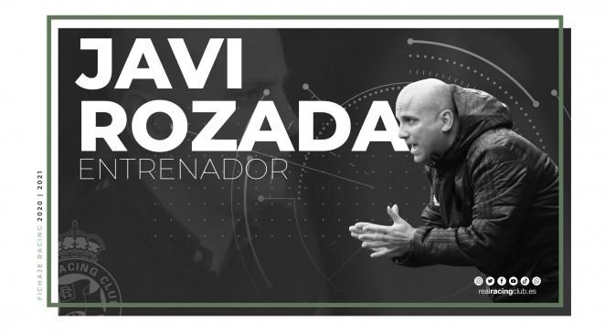 El Racing apuesta por Javi Rozada como entrenador para la temporada 2020/21