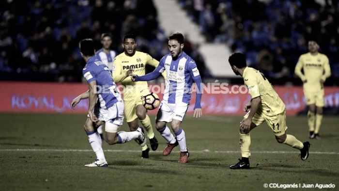 Previa CD Leganés - Villarreal CF: el 'Lega' buscará volver a la victoria en casa