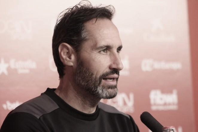 """Vicente Moreno: """"Estamos preparados para rendir en estas circunstancias"""""""