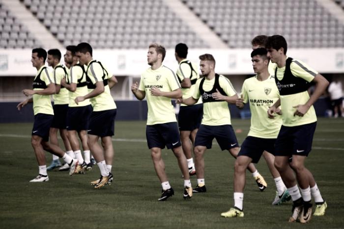 Vuelta a los entrenamientos pensando en Las Palmas