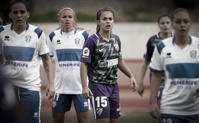 El Málaga Femenino disputará la fase de descenso
