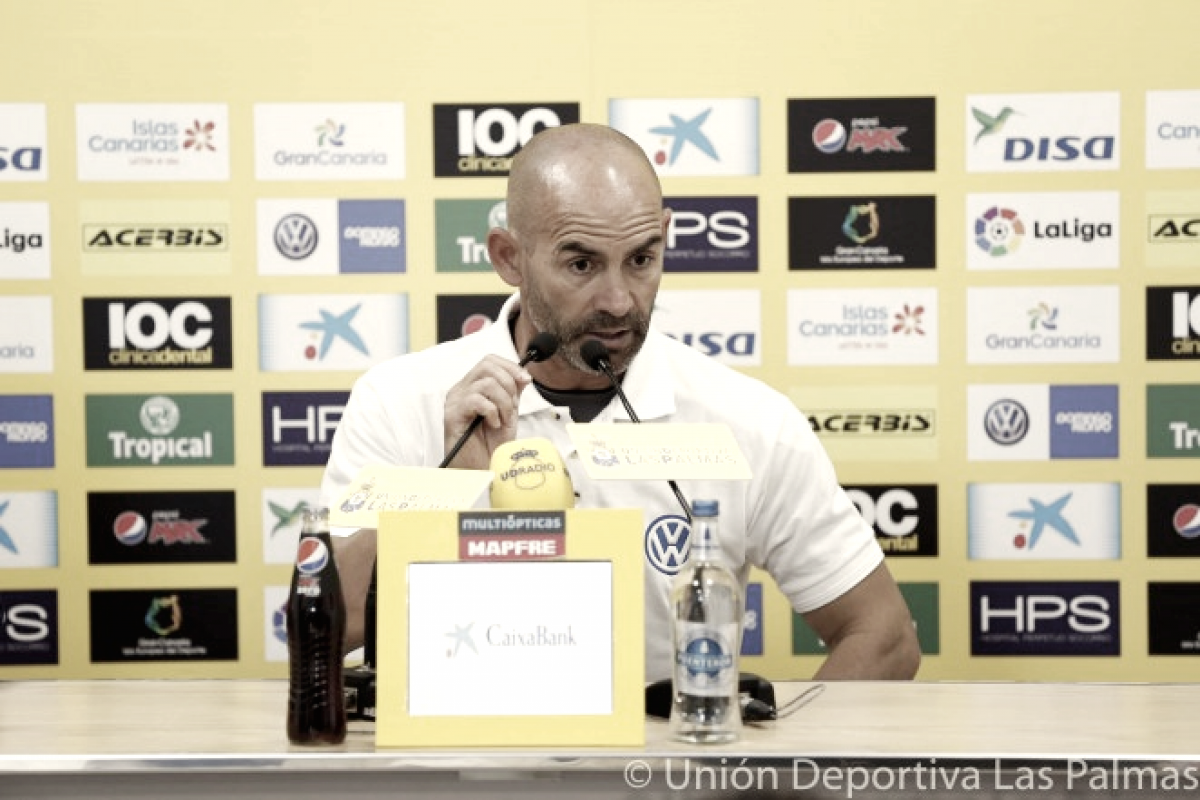 """Paco Jémez: """"El Levante no nos va a regalar nada"""""""