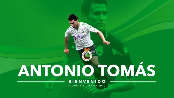 Antonio Tomás: experiencia para el centro del campo cántabro