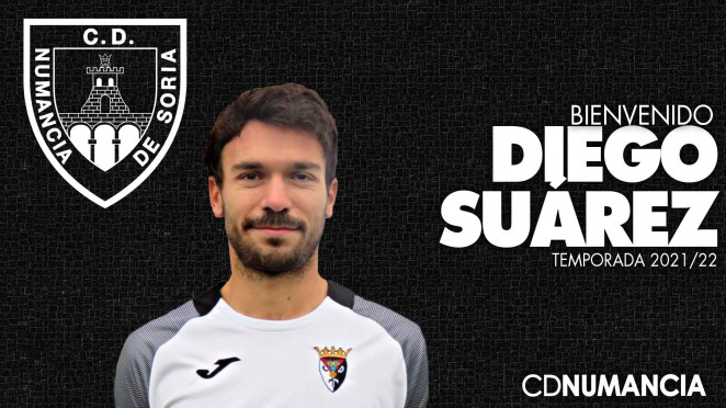 Llega el sexto fichaje, Diego Suárez