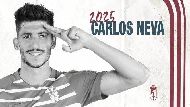 El Granada CF renueva a Carlos Neva hasta 2025