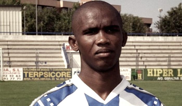 Eto'o es un delantero histórico en la historia del Leganés