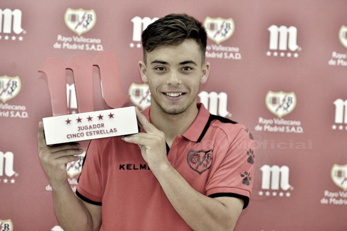 Resumen de la temporada 2017/2018: Rayo Vallecano, Fran Beltrán, el premio a la regularidad