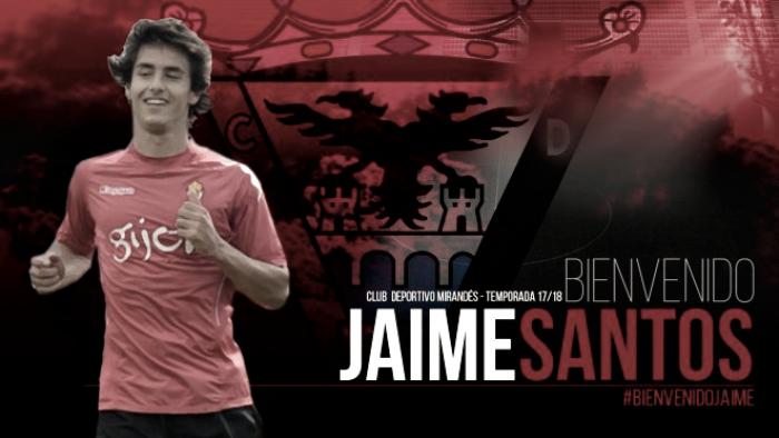 Jaime Santos nuevo jugador rojillo