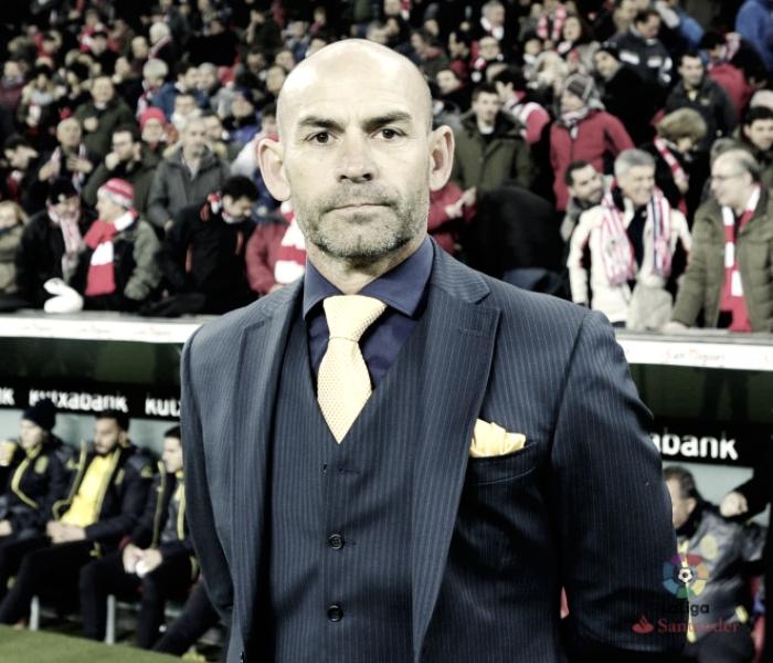 """Paco Jémez: """"Estoy satisfecho con el trabajo que ha hecho el equipo"""""""