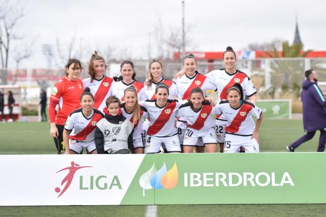 El Rayo Femenino pierde su partido frente a la Fundación Albacete