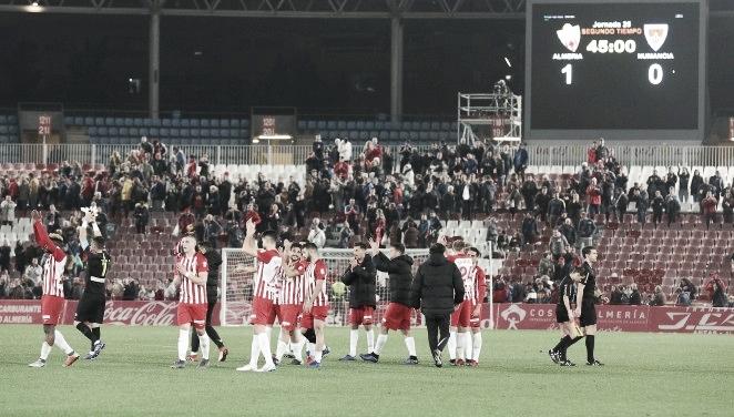 Previa UD Almería-Córdoba CF: derbi andaluz de urgencia