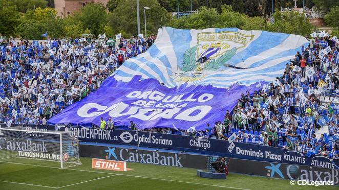 El CD Leganés renovará gratuitamente a todos sus abonados