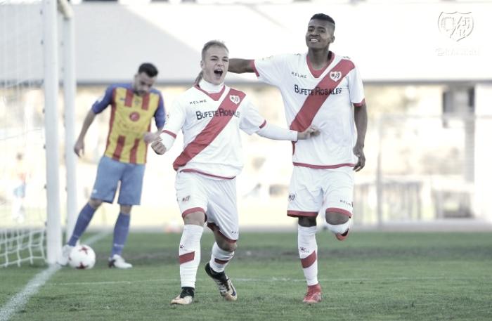 Anuario VAVEL Rayo Vallecano 2017: Sergio Benito, un goleador que aprende rápido