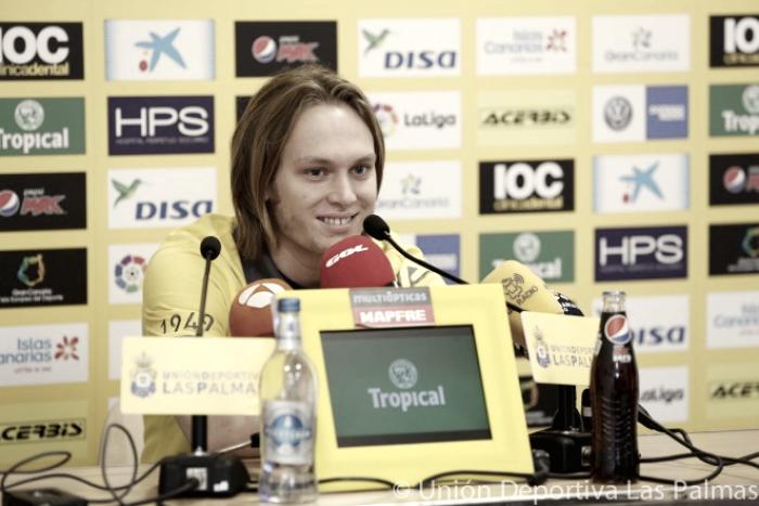 """Alen Halilovic:""""Mi ilusión es estar antes de terminar el año, pero sino en enero seguro que volveré"""""""