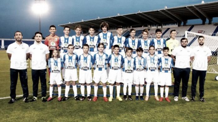 El Leganés debutará en La Liga Promises