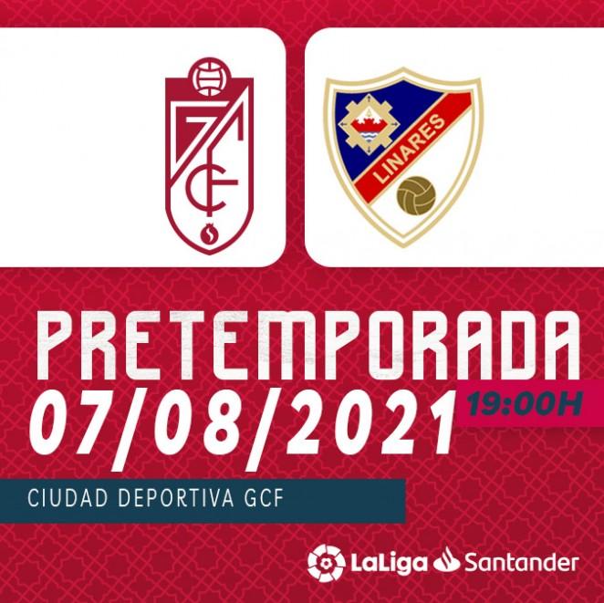 El Granada CF jugará un amistoso contra el Linares