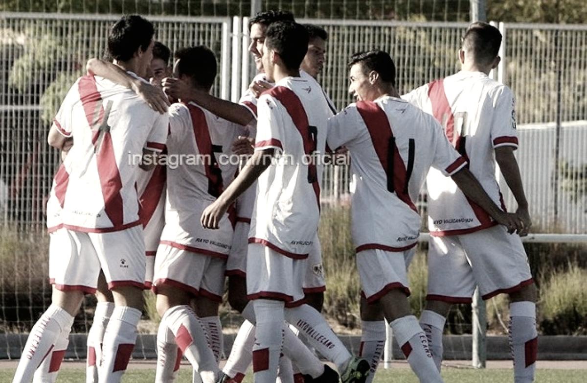 Novedades acerca de Claudio, el cadete de la Escuela de Fútbol Rayo Vallecano de Badajoz