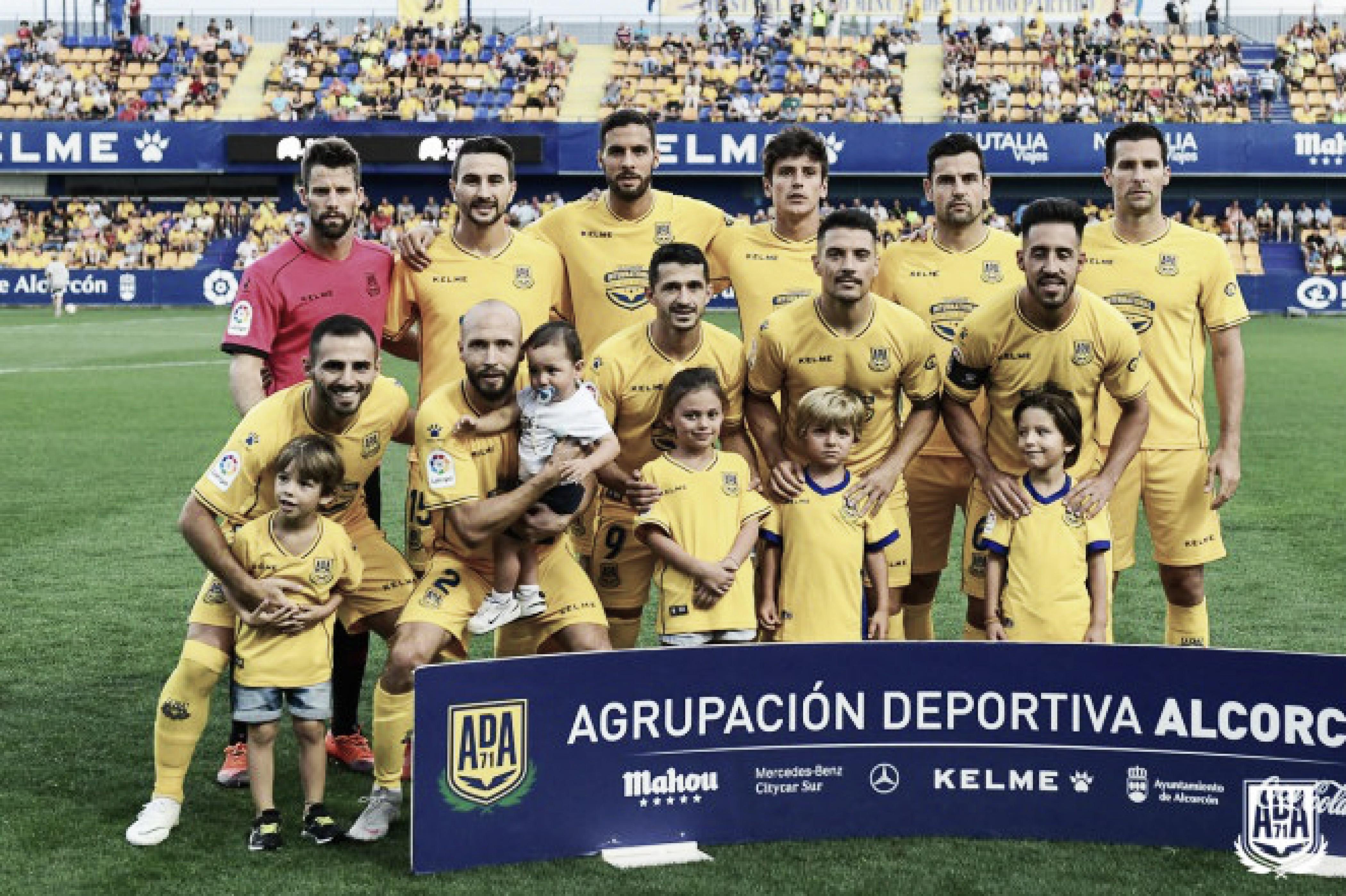AD Alcorcón - RC Deportivo: puntuaciones del Alcorcón, jornada 5 de La Liga 1|2|3