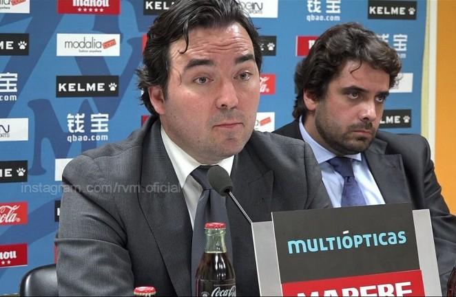 """Martín Presa: """"El VAR, al que más ha perjudicado en La Liga, ha sido al Rayo Vallecano"""""""