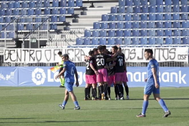 El Sabadell se queda con la miel en los labios (2-2)