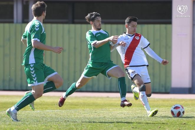 Diferentes caras para el fútbol base del Rayo Vallecano