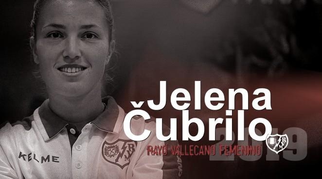Jelena pone rumbo al Alhama CF