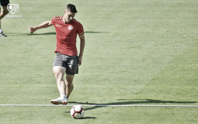 Emiliano Velázquez sueña con ir a la Copa América