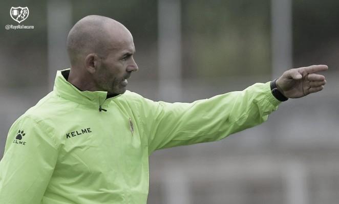 """Paco Jémez: """"Para nosotros es un partido muy importante para encadenar dos victorias consecutivas"""""""