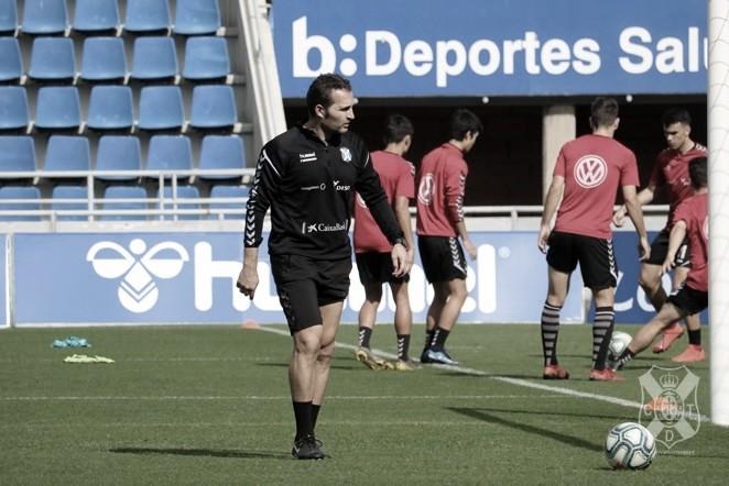 Rubén Baraja se marcha del Tenerife