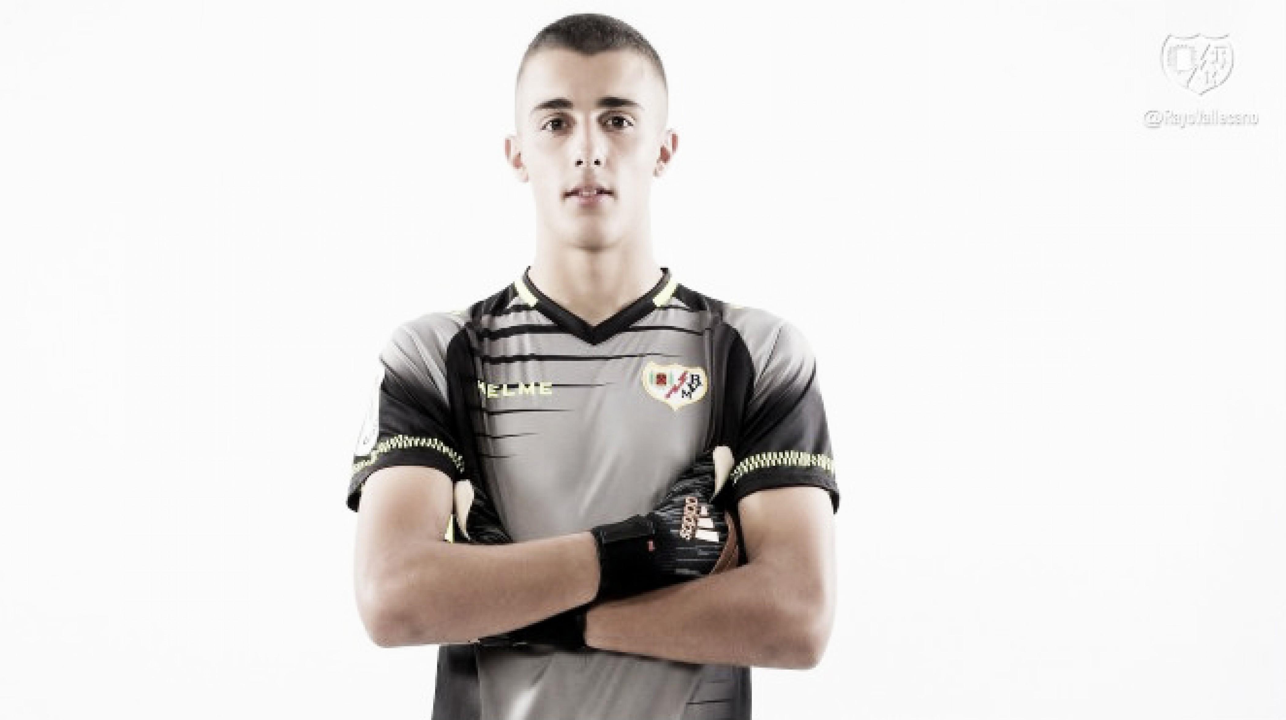 La selección española sub-19 convoca a Miguel Morro