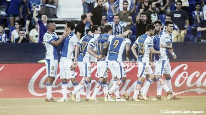 Un Leganés inspirado amenaza al Espanyol