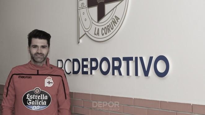 Vítor Silva a prueba con el Deportivo