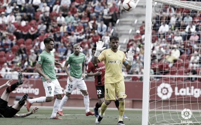 RCD Mallorca-UD Almería: puntuaciones de la UD Almería en la jornada 39 de LaLiga 1|2 |3