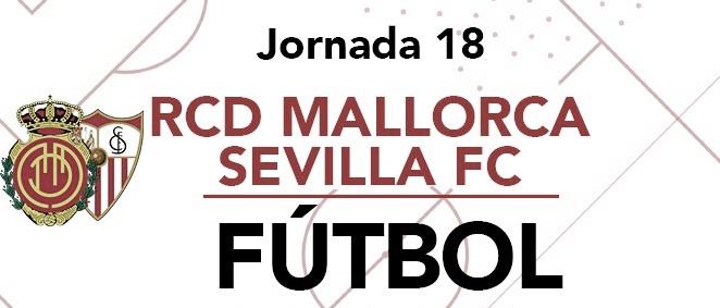 Resumen Mallorca vs Sevilla en LaLiga Santander 2019 (0-2)