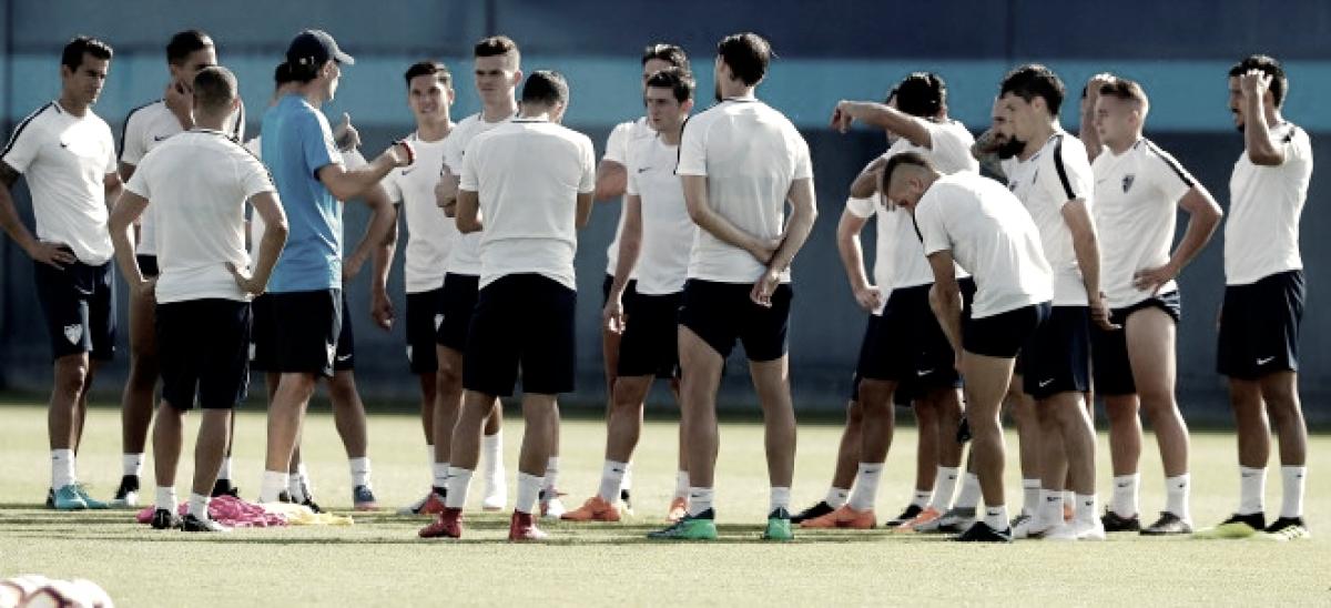 El Málaga se concentrará en Estepona y jugará dos amistosos