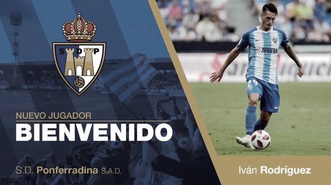 Iván Rodríguez cedido a la Ponferradina