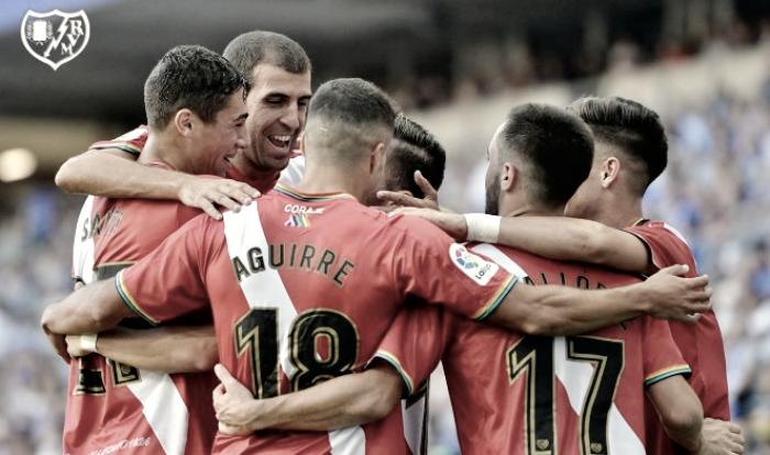 El Rayo suma cuatro de seis cómo visitante ante el Sevilla Atlético
