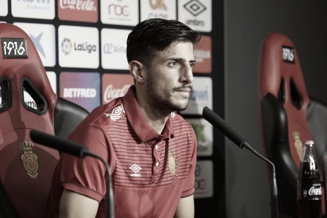 """Pablo Chavarría: """"Puedo aportar mucho al equipo"""""""
